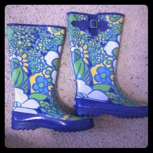 Sperry Rainboots - Size 9